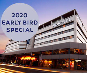 2020 EARLY BIRD GROUP SPECIAL